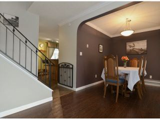 "Photo 2: 271 27411 28TH Avenue in Langley: Aldergrove Langley Townhouse for sale in ""Alderview"" : MLS®# F1305689"