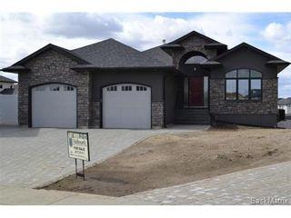 Photo 1: 115 Brace Cove in Saskatoon: Willowgrove Single Family Dwelling for sale (Saskatoon Area 01)  : MLS®# 497375