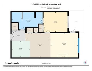 Photo 24: 113 30 Lincoln Park: Canmore Residential for sale : MLS®# A1072119