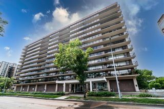 Photo 1: 509 99 WELLINGTON Crescent in Winnipeg: Osborne Village Condominium for sale (1B)  : MLS®# 202117620