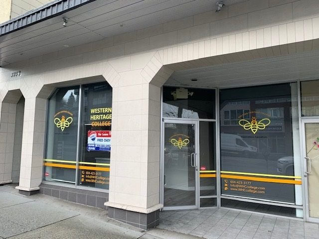 Main Photo: 102 3751 W 10TH Avenue in Vancouver: Point Grey Office for lease (Vancouver West)  : MLS®# C8035866