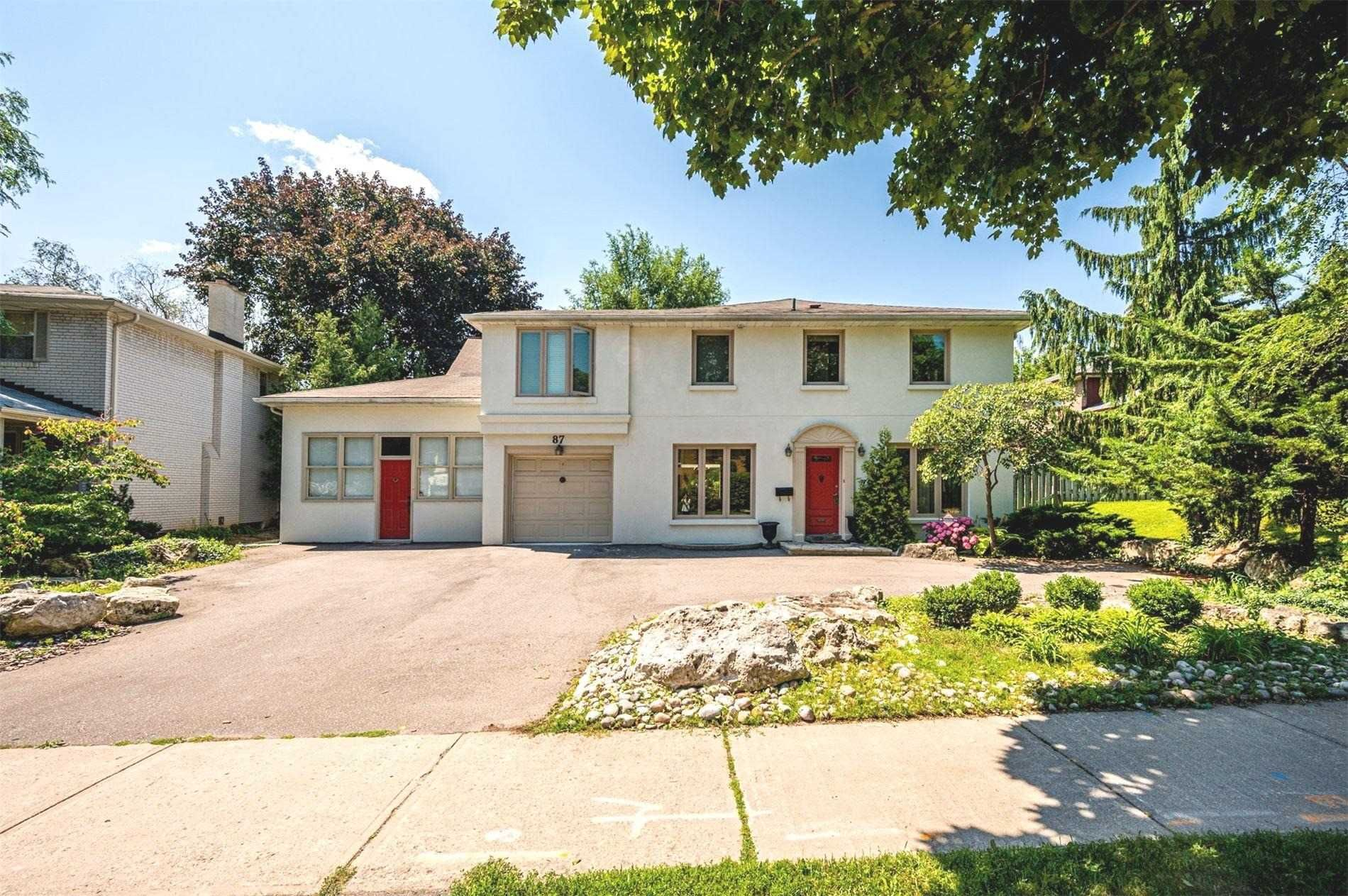 Main Photo: 87 Lord Seaton Road in Toronto: St. Andrew-Windfields House (2-Storey) for sale (Toronto C12)  : MLS®# C5318771