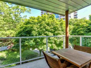 """Photo 8: 203 1240 QUAYSIDE Drive in New Westminster: Quay Condo for sale in """"TIFFANY SHORES"""" : MLS®# R2587863"""