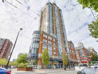 """Photo 4: 2005 212 DAVIE Street in Vancouver: Yaletown Condo for sale in """"Parkview Gardens"""" (Vancouver West)  : MLS®# R2218956"""