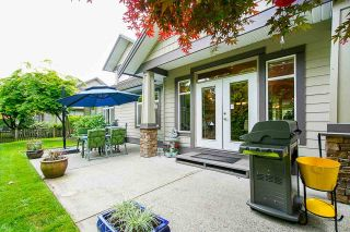 Photo 36: 40 5688 152 Avenue in Surrey: Sullivan Station Townhouse for sale : MLS®# R2580975