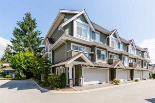 Photo 2: 13 2183 PRAIRIE Avenue in Port Coquitlam: Glenwood PQ Townhouse for sale : MLS®# R2394108