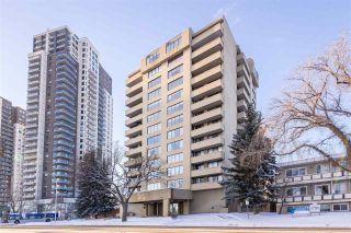 Photo 3: 1004 8340 JASPER Avenue in Edmonton: Zone 09 Condo for sale : MLS®# E4227724