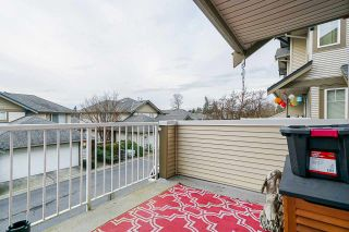 "Photo 22: 41 8888 151 Street in Surrey: Bear Creek Green Timbers Townhouse for sale in ""Carlingwood"" : MLS®# R2533772"