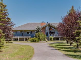 Photo 8: 354132 48 Street E: Rural Foothills M.D. House for sale : MLS®# C4096683