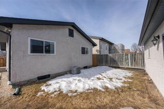 Photo 27: 187 Brixton Bay in Winnipeg: River Park South Residential for sale (2F)  : MLS®# 202104271