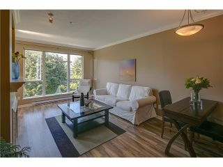 "Photo 1: 311 3608 DEERCREST Drive in North Vancouver: Dollarton Condo for sale in ""DEERFIELD BY THE SEA"" : MLS®# V969469"