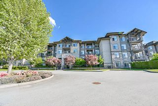 Photo 1: 410 12268 224 STREET in Maple Ridge: East Central Condo for sale : MLS®# R2169452