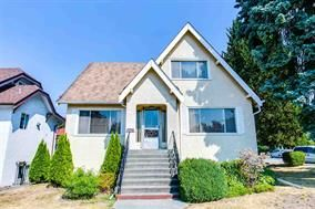 Main Photo: 3795 Oxford Street in Burnaby: Vancouver Heights House for sale (Burnaby North)  : MLS®# Rr2201034