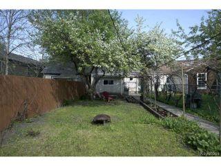 Photo 16: 636 Minto Street in WINNIPEG: West End / Wolseley Residential for sale (West Winnipeg)  : MLS®# 1513809