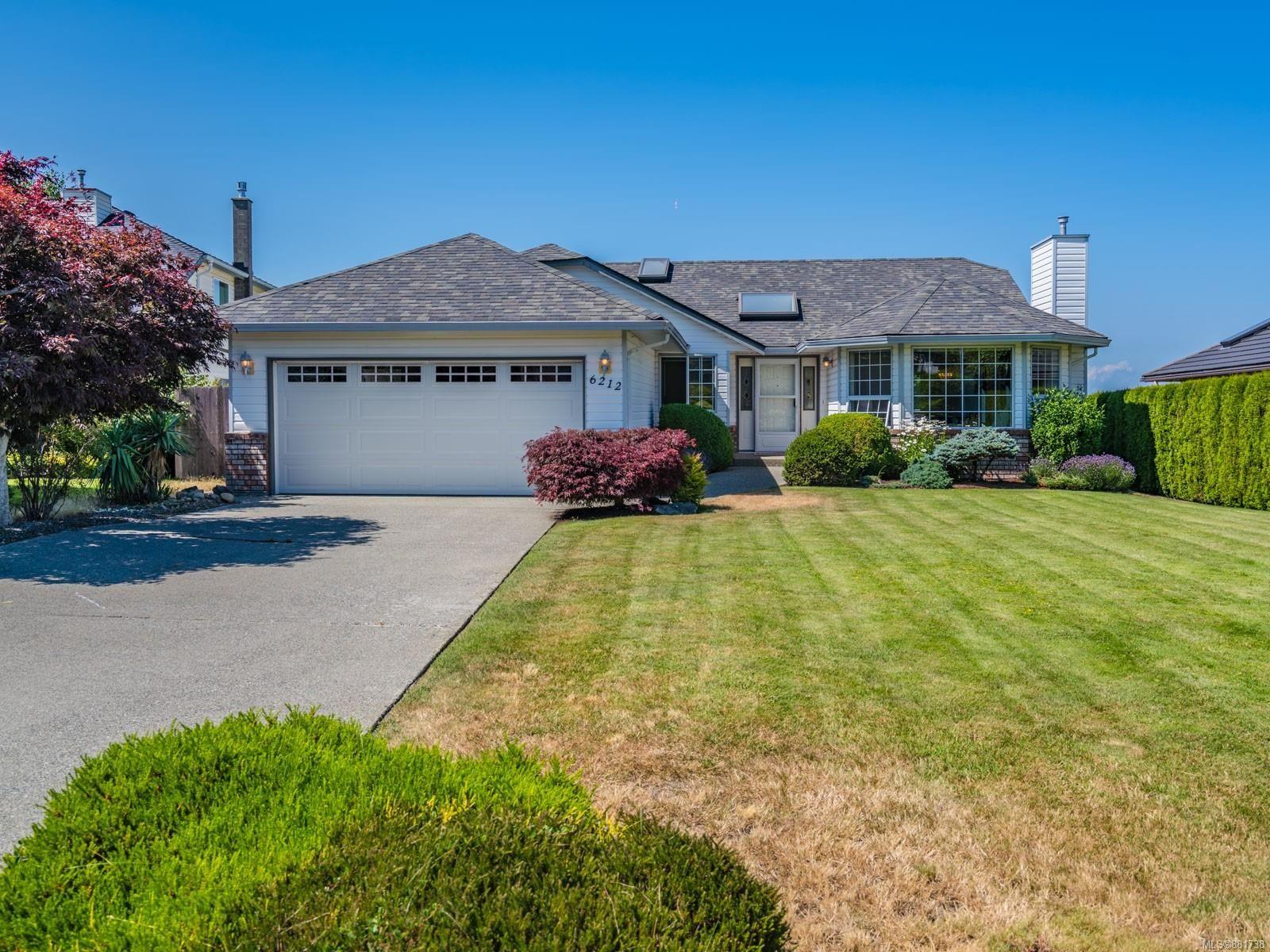 Main Photo: 6212 Siros Pl in : Na North Nanaimo House for sale (Nanaimo)  : MLS®# 881738
