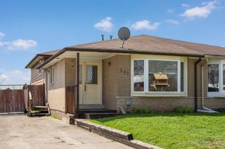 Photo 1: 241 Simon Street: Shelburne House (Backsplit 3) for sale : MLS®# X5213313