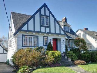 Photo 1: 736 Newport Ave in VICTORIA: OB South Oak Bay House for sale (Oak Bay)  : MLS®# 664848