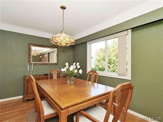 Photo 5: 995 Lucas Ave in VICTORIA: SE Lake Hill House for sale (Saanich East)  : MLS®# 639712