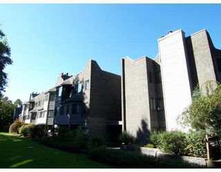 """Photo 1: 313 9880 MANCHESTER Drive in Burnaby: Cariboo Condo for sale in """"BROOKSIDE"""" (Burnaby North)  : MLS®# V733317"""