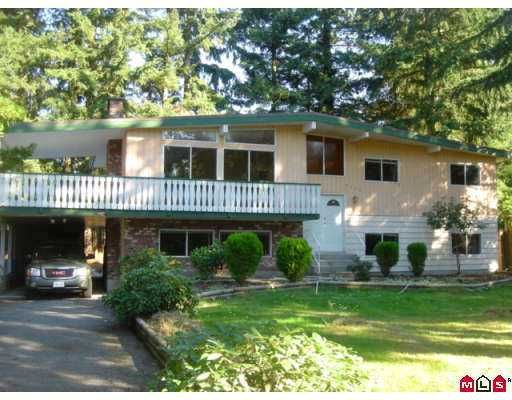 Main Photo: 4142 207A Street in Langley: Brookswood Langley House for sale : MLS®# F2622256