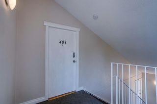 Photo 25: 403 1540 29 Street NW in Calgary: St Andrews Heights Row/Townhouse for sale : MLS®# A1135338