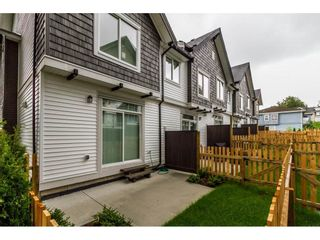 Photo 19: 15 6089 144 Street in Surrey: Sullivan Station Townhouse for sale : MLS®# R2078320