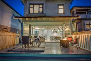 Photo 2: 4336 PRINCE EDWARD Street in Vancouver: Fraser VE 1/2 Duplex for sale (Vancouver East)  : MLS®# R2560790