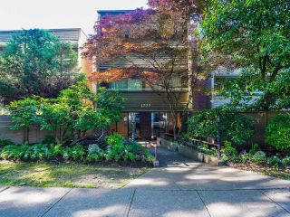 """Photo 1: 312 1777 W 13TH Avenue in Vancouver: Fairview VW Condo for sale in """"MONT CHARLES"""" (Vancouver West)  : MLS®# R2595437"""