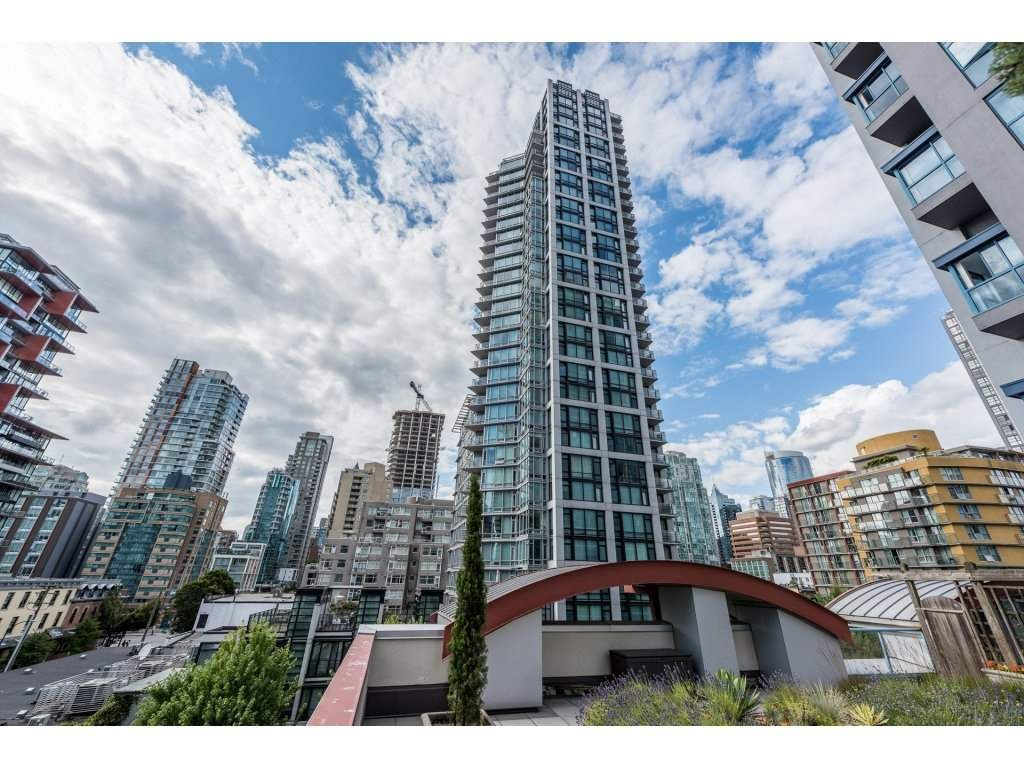 Main Photo: 401 1255 SEYMOUR STREET in : Downtown VW Condo for sale : MLS®# R2189698