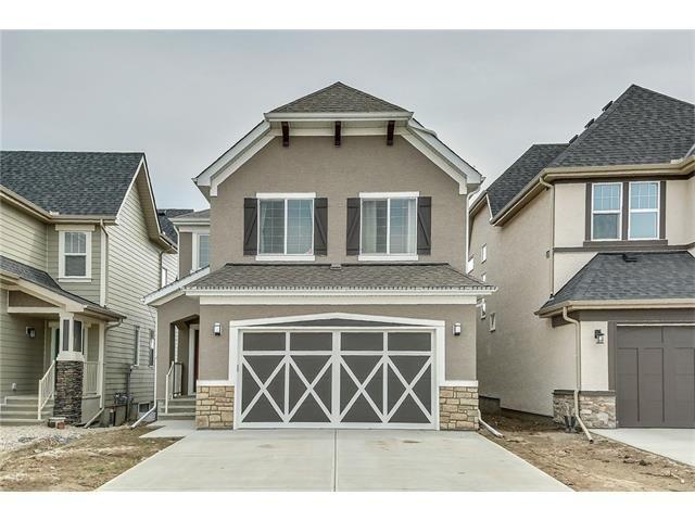 Main Photo: 11 MAHOGANY Park SE in Calgary: Mahogany House for sale : MLS®# C4111674