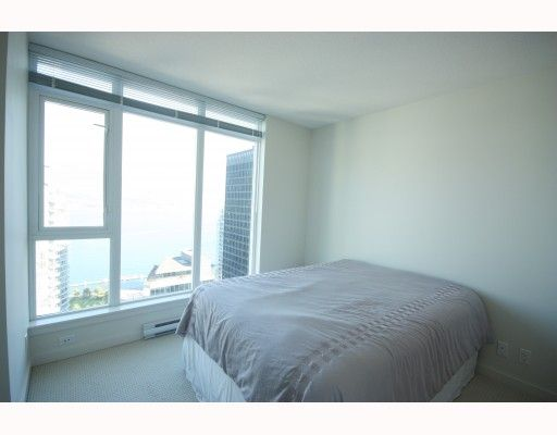 """Photo 2: Photos: 2701 1188 W PENDER Street in Vancouver: Coal Harbour Condo for sale in """"SHAPPHIRE"""" (Vancouver West)  : MLS®# V790032"""