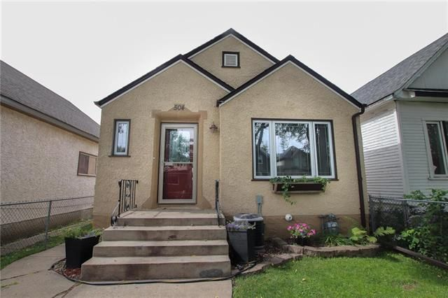 Main Photo: 504 Bannerman Avenue in Winnipeg: North End Residential for sale (4C)  : MLS®# 1923284