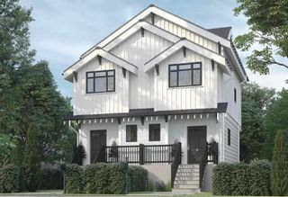 Photo 1: 63 E 53RD Avenue in Vancouver: South Vancouver 1/2 Duplex for sale (Vancouver East)  : MLS®# R2588109