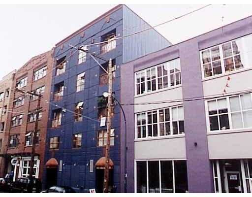 Main Photo: 303 1230 HAMILTON ST in Vancouver: Downtown VW Condo for sale (Vancouver West)  : MLS®# V567304