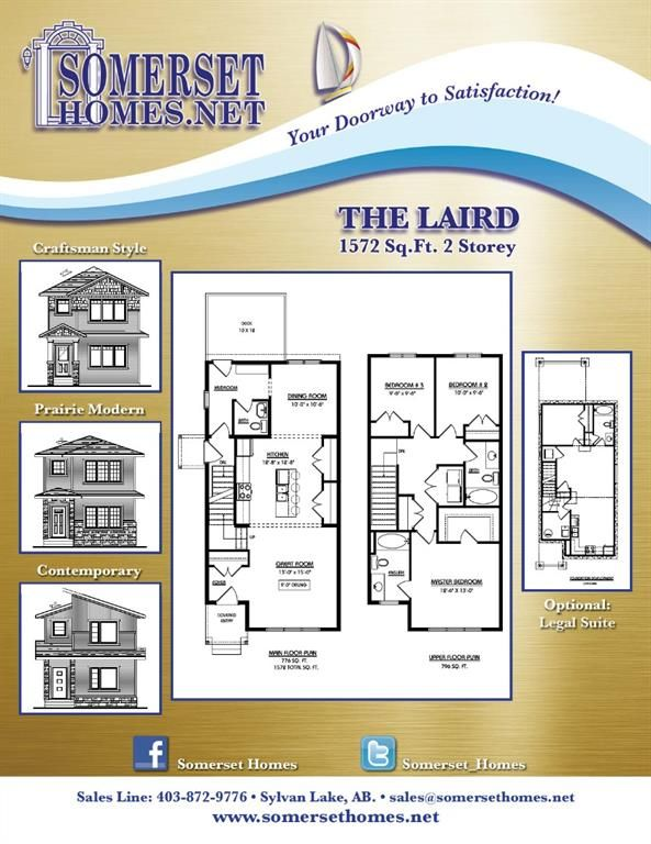 Photo 8: Photos: 16 Memorial Parkway in Rural Red Deer County: Liberty Landing Residential for sale : MLS®# A1060303