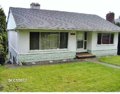 Main Photo: 2926 E 8TH Avenue in Vancouver: Renfrew VE House for sale (Vancouver East)  : MLS®# V733462
