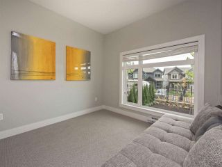"Photo 12: 113 3525 CHANDLER Street in Coquitlam: Burke Mountain Townhouse for sale in ""WHISPER"" : MLS®# R2210728"