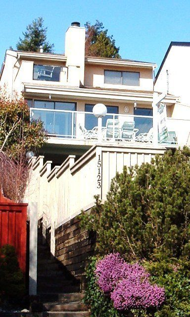 Main Photo: 15123 Columbia Ave in White Rock: Home for sale