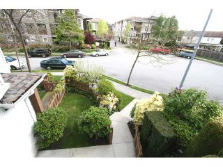 """Photo 10: 7 7100 LYNNWOOD Drive in Richmond: Granville Townhouse for sale in """"LAUREL WOOD"""" : MLS®# V891072"""