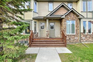 Photo 1: 508 2445 Kingsland Road SE: Airdrie Row/Townhouse for sale : MLS®# A1129746