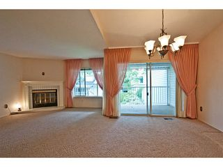 """Photo 9: 10 3054 TRAFALGAR Street in Abbotsford: Central Abbotsford Townhouse for sale in """"WHISPERING PINES"""" : MLS®# F1401504"""