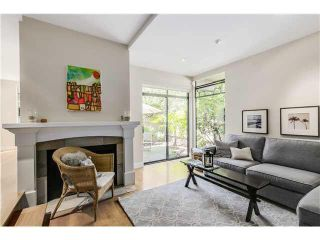 """Photo 3: 4451 ARBUTUS Street in Vancouver: Quilchena Townhouse for sale in """"Arbutus West"""" (Vancouver West)  : MLS®# V1135323"""