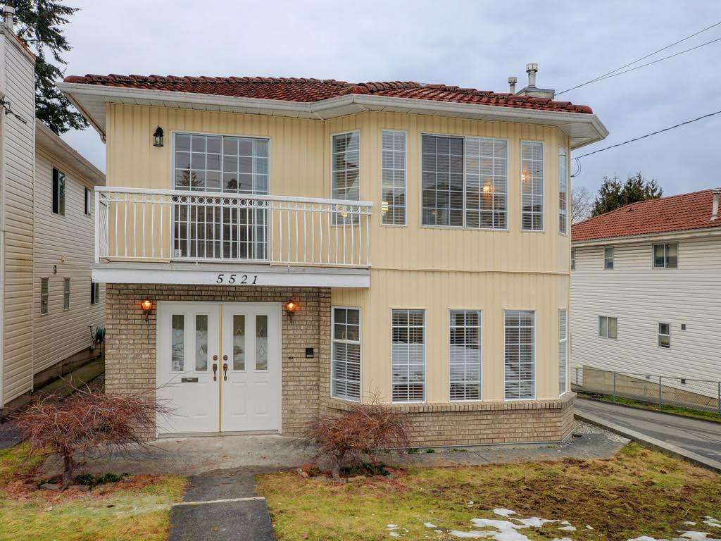 Main Photo: 5521 NORFOLK Street in Burnaby: Central BN House for sale (Burnaby North)  : MLS®# R2139065