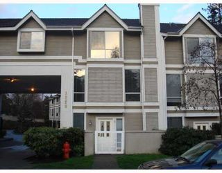 """Photo 10: 6 3228 RALEIGH Street in Port_Coquitlam: Central Pt Coquitlam Townhouse for sale in """"MAPLE CREEK"""" (Port Coquitlam)  : MLS®# V717627"""
