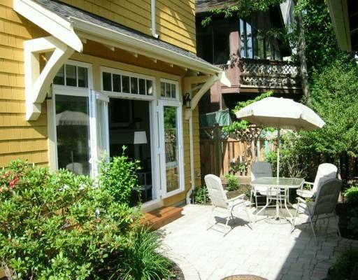 Main Photo: 3530 W 5TH AV in Vancouver: Kitsilano 1/2 Duplex for sale (Vancouver West)  : MLS®# V594906