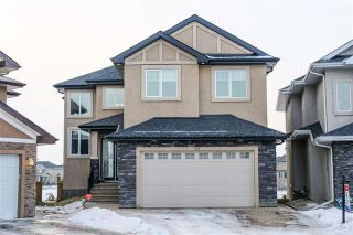 Photo 2: 723 ALBANY PL NW: Edmonton House for sale : MLS®# E4088726