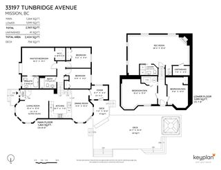 """Photo 39: 33197 TUNBRIDGE Avenue in Mission: Mission BC House for sale in """"Cedar Valley"""" : MLS®# R2552583"""