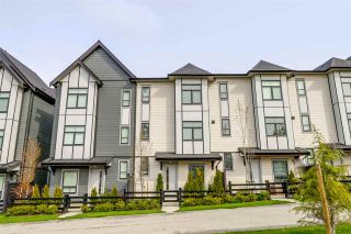 Photo 1: 33 2427 164 Street in South Surrey: Grandview Surrey Townhouse for sale (South Surrey White Rock)  : MLS®# R2279209