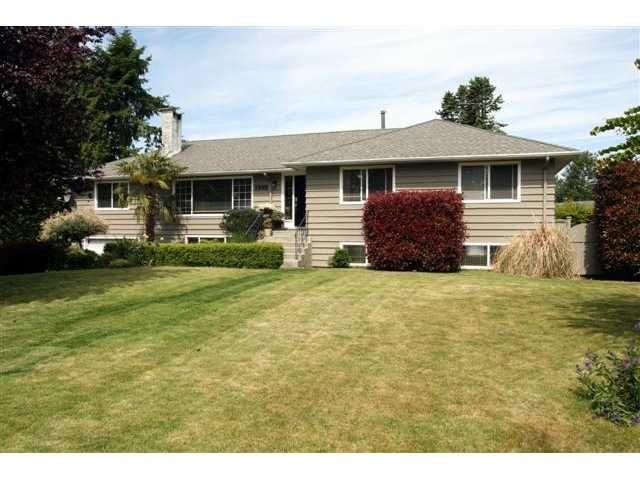 """Main Photo: 5285 11TH Avenue in Tsawwassen: Tsawwassen Central House for sale in """"TSAWWASSEN CENTRAL"""" : MLS®# V924675"""