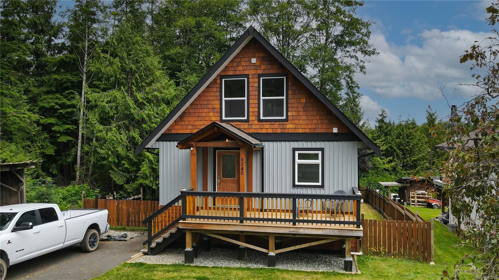 Main Photo: 9540 Carnarvon Rd in : NI Port Hardy House for sale (North Island)  : MLS®# 882293